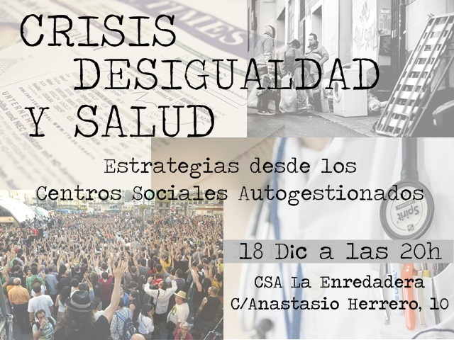 Crisis, desigualdad y salud 2